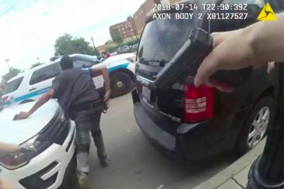 Chicago police release footage of man fatally shot by officers