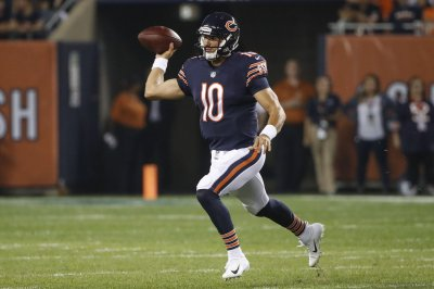 Mitchell Trubisky, Bears dominate Buccaneers