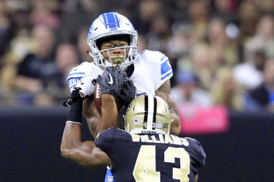 Detroit Lions put WR Marvin Jones Jr. on injured reserve
