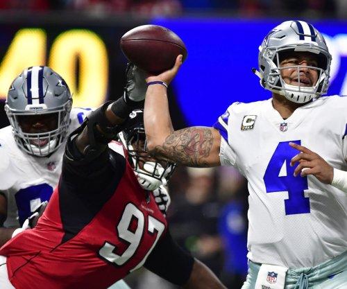 Atlanta Falcons' Grady Jarrett signs $15.2 million franchise tag