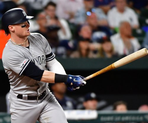 Clint Frazier homers twice, Yankees beat Orioles