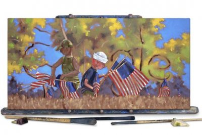 Google celebrates Veterans Day with a new Doodle