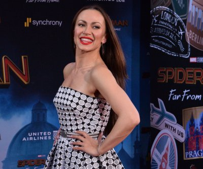 'DWTS' alum Karina Smirnoff confirms baby boy's birth