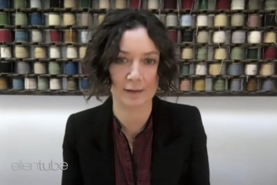 Sara Gilbert says her idea for 'The Talk' started as joke