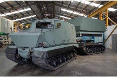 BAE, Oshkosh to build prototype cold-weather vehicles for U.S. Army