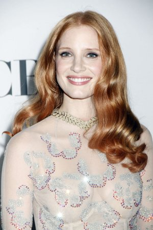Chastain never met agent who inspired her 'Zero Dark Thirty' character