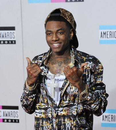 Soulja Boy charged for carrying gun in Porsche