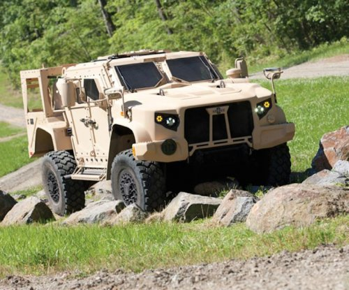 Oshkosh building Humvee replacement