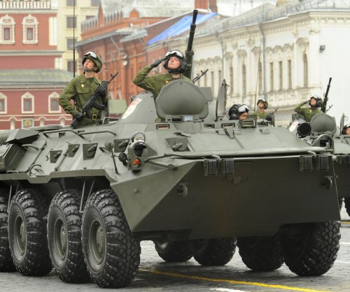 Russian base in Tajikistan receives 100 vehicles