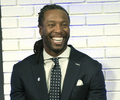 Arizona Cardinals' Larry Fitzgerald named football writers' Good Guy Award winner