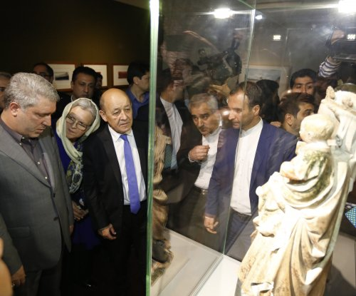 Louvre holds unprecedented art show in Iran