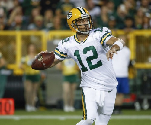 QB Aaron Rodgers wants to be with Green Bay Packers 'into my 40s'