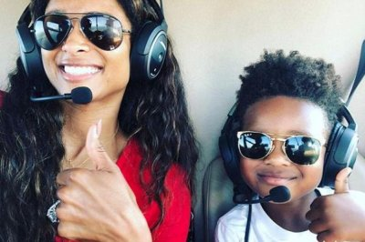 Ciara treats son Future to helicopter ride on his 4th birthday