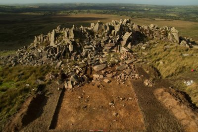 Stonehenge's bluestones traced to 5,000-year-old Welsh quarries