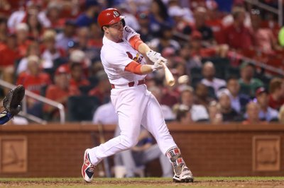 Cardinals activate slugger Jedd Gyorko from injured list