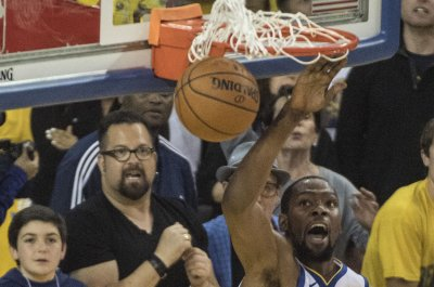 NBA Playoffs: Warriors' Kevin Durant out for Game 6 after non-contact injury vs. Rockets