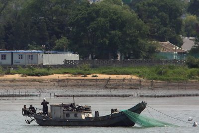 North Korea boat crew repatriated, Seoul says