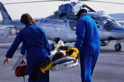 Price of emergency air lift to hospital soars to nearly $40,000