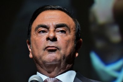 Japan trying to 'break' ex-Nissan chief Carlos Ghosn in detention, wife says