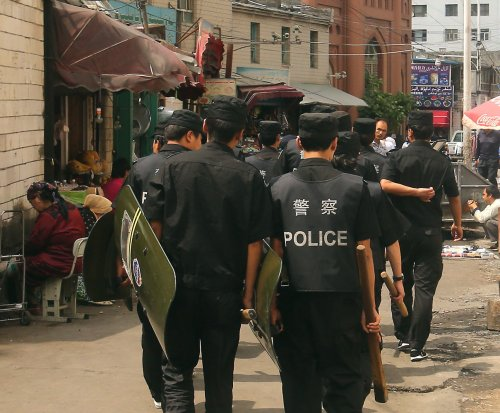 China reveals new counterterrorism unit in Xinjiang