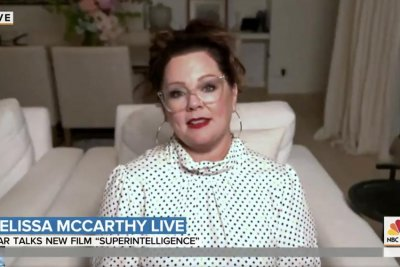 Melissa McCarthy: 'Superintelligence' shows that 'love wins'