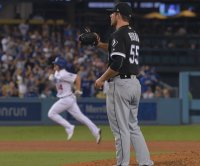 White Sox's Carlos Rodon throws no-hitter; perfect game spoiled in ninth