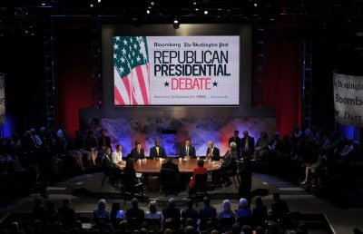 Majority of GOP primary voters undecided