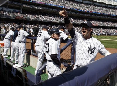 MLB: New York Yankees 5, LA Angels 0