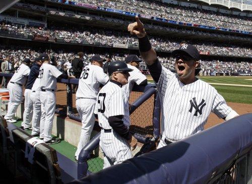 MLB: New York Yankees 5, LA Angels 0