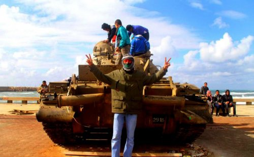 Court snubs U.S., U.K., French Libya plan