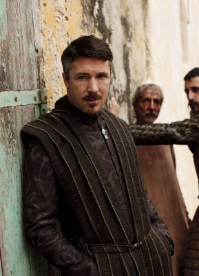 Actor Aidan Gillen talks 'Game of Thrones' role