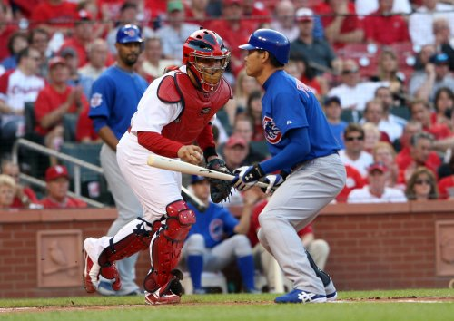 MLB: St. Louis 3, Chicago Cubs 1