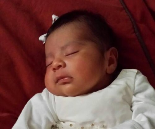 Reward offered in killing of 3-week-old girl