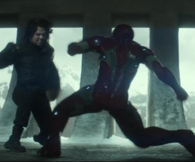 New Marvel trailer promises big action for 'Captain America: Civil War'