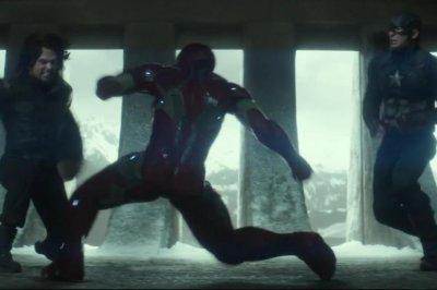 New Marvel trailer promises big action for 'Captain America: Civil War'
