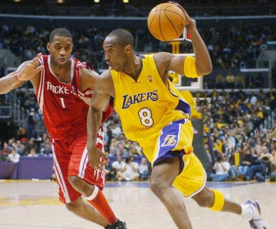 "Tracy McGrady says Kobe Bryant was ""best player"" he ever faced"