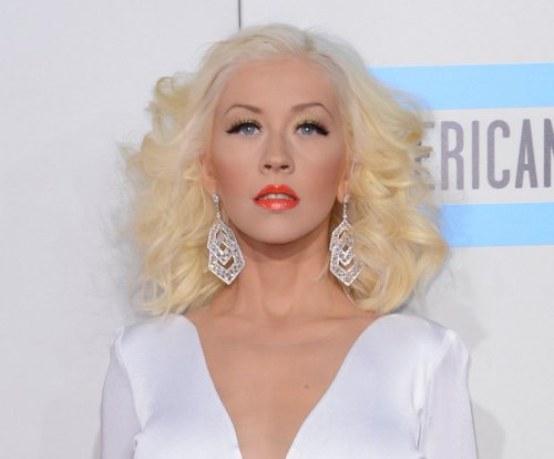 Christina Aguilera, Will Ferrell sing 'Tight Pants,' face off with Jimmy Fallon