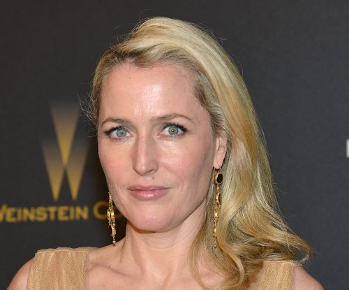 Gillian Anderson to play Media on 'American Gods'