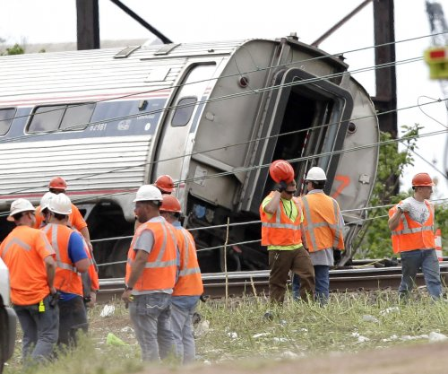 Judge approves Amtrak's $265M settlement for Philadelphia train derailment