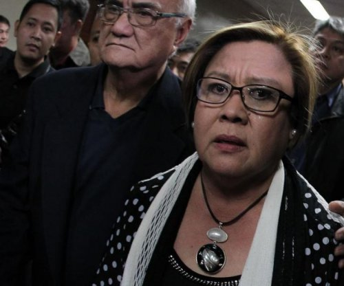 Philippine Sen. De Lima, critic of Duterte, arrested