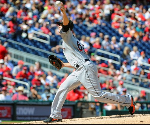 Miami Marlins deal New York Mets their fifth straight loss