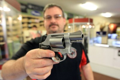 Gallup: 85% consider gun control in choosing who to vote for