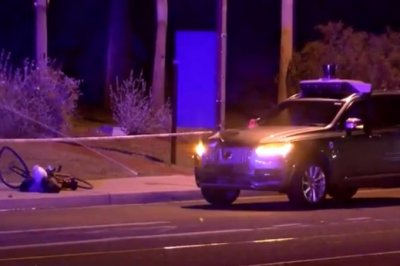 Police: Felon controlled self-driving Uber that killed woman