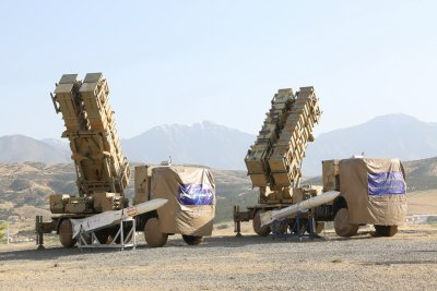 Iran unveils homegrown surface-to-air missile defense system