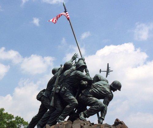On This Day: U.S. Marines raise flag on Iwo Jima