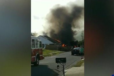 Navy training plane crashes in Alabama; 2 dead