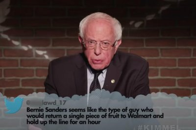 Bernie Sanders, Ted Cruz read 'Mean Tweets' on 'Kimmel'