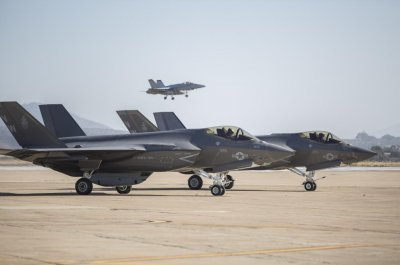 Marines declare first F-35C squadron ready for aircraft carrier deployment