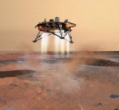 NASA: Mars Lander ready to sprinkle soil