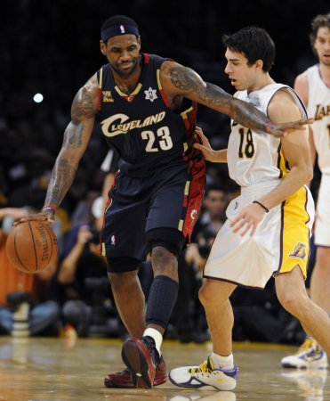 NBA: Cleveland 114, LA Clippers 89